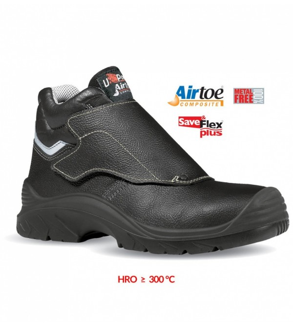 U-Power Bulls S3 Hro Hi Src Air Toe Kompozit Kayna...
