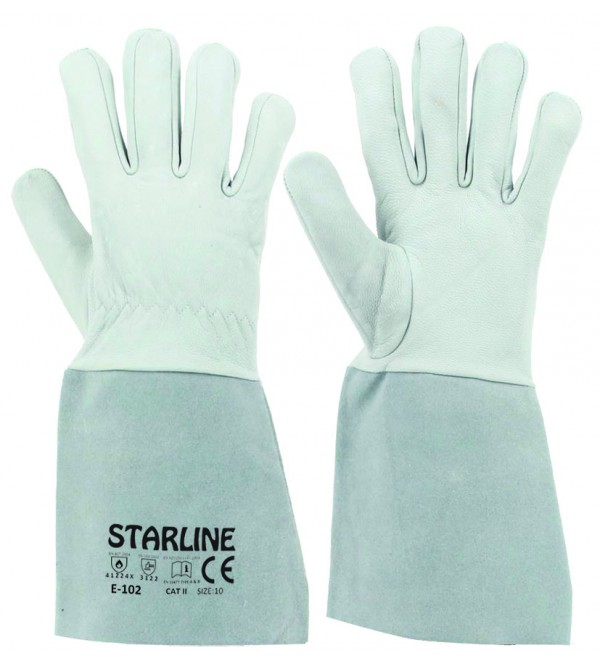 Starline E-102 Argon Kaynak Eldiveni